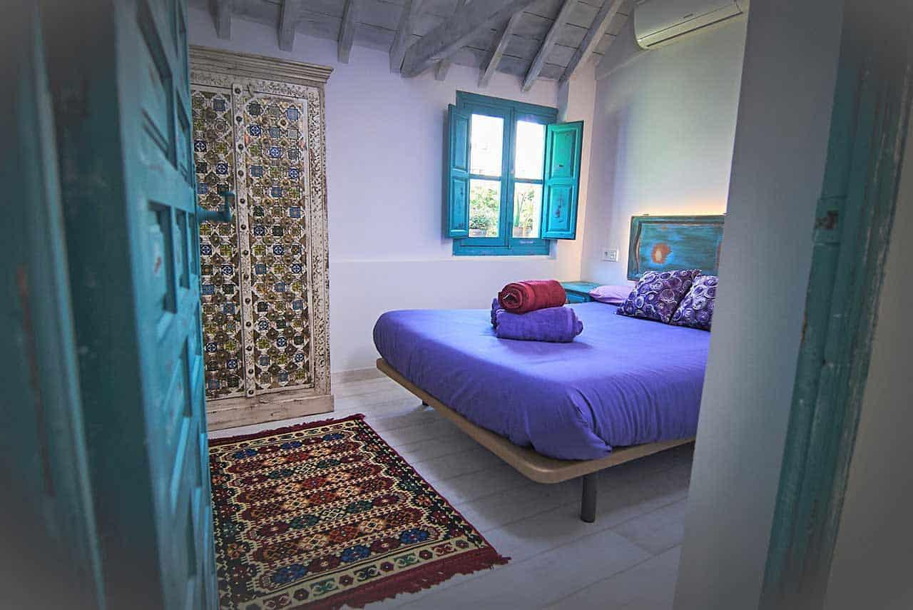 Apartamentos turisticos centro historico Granada vista Alhambra Albaicin